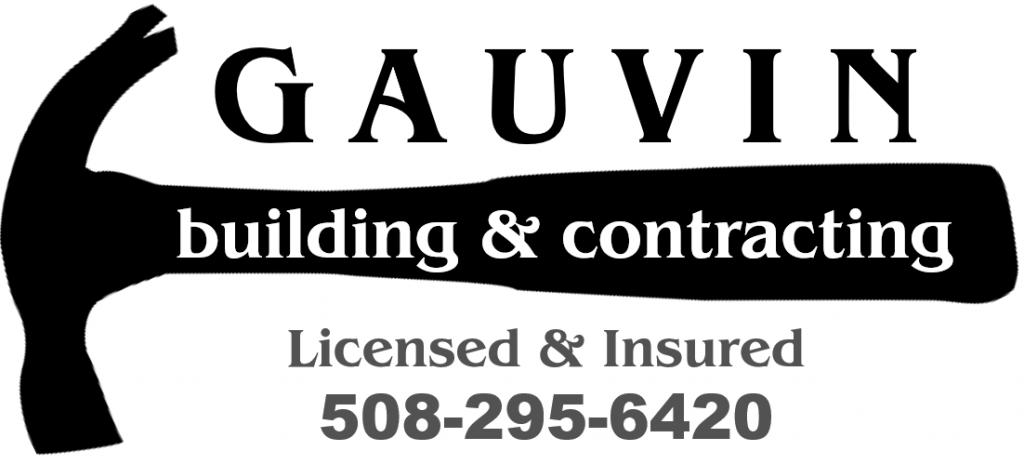 gauvin building & contracting wareham, ma logo